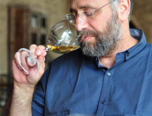 An Evening with Wine Maker Yaakov Uriah
