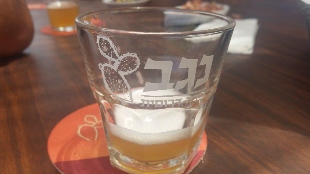 Beer Tastings – Negev Microbrewery