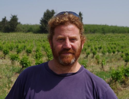 An Evening with Wine Maker Gabi Sadan of Shvo Winery