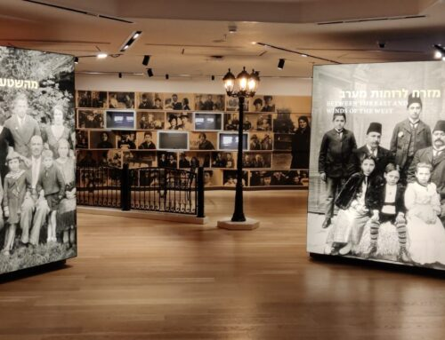 Visiting Anu – Museum of the Jewish People in Tel Aviv